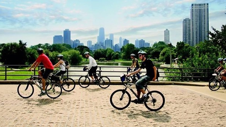 Chicago Bike Tours The Best Way To See The City