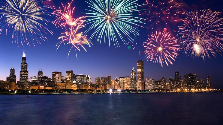Segways-Fireworks